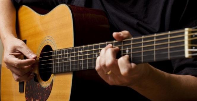 gitaarles in Amersfoort bij Popcentre
